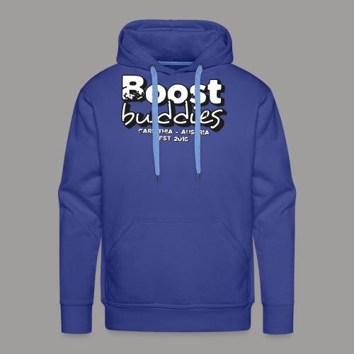 boost buddies vertical - Männer Premium Hoodie