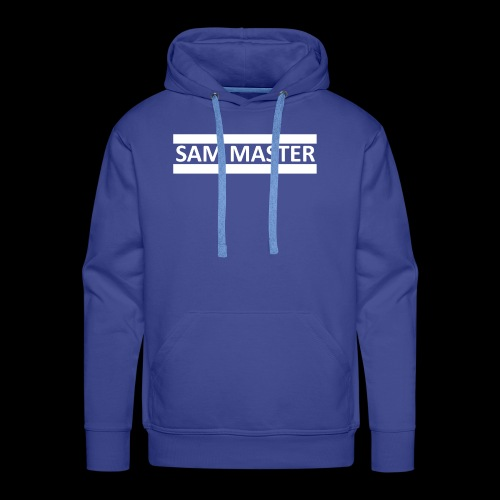 SamMaster - Männer Premium Hoodie
