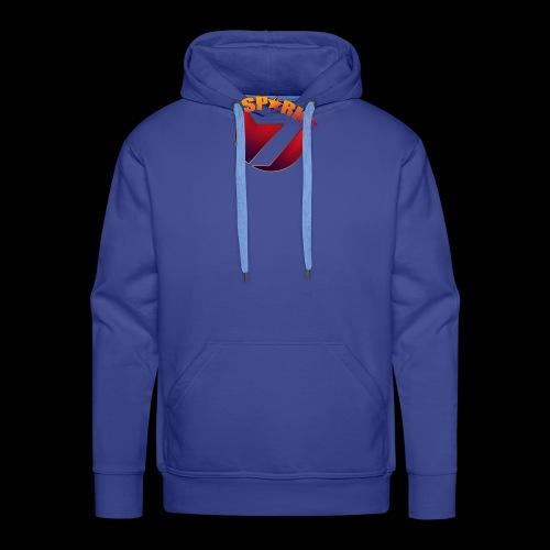 7 SPARKS - Sweat-shirt à capuche Premium pour hommes