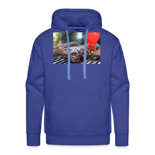 Spareribs Glase - Männer Premium Hoodie