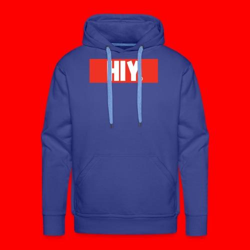 HIY Sweatshirt - Mannen Premium hoodie