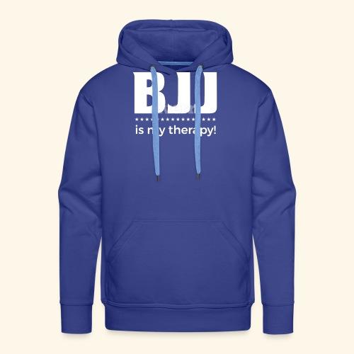 BJJ is my Therapy - Männer Premium Hoodie