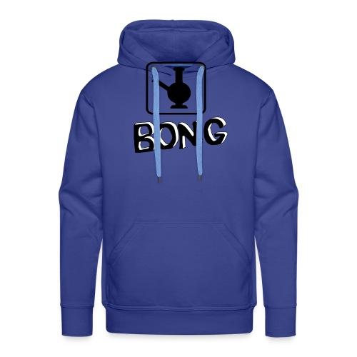Bong Vase - Männer Premium Hoodie