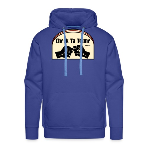 Check Ta Toune - Sweat-shirt à capuche Premium pour hommes
