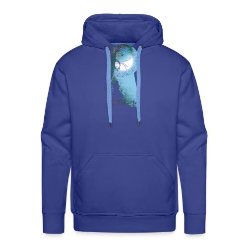 Alice au pays des Merveilles - Sweat-shirt à capuche Premium pour hommes