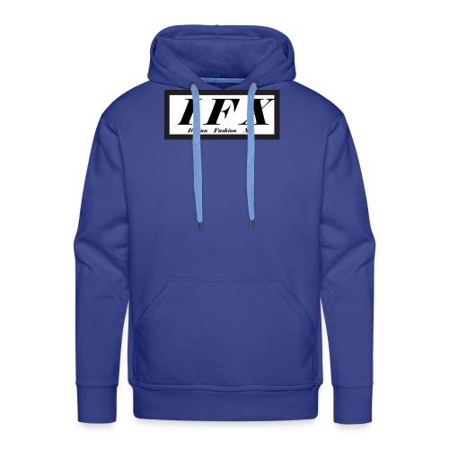 Logo Hoodie[IFX] - Männer Premium Hoodie