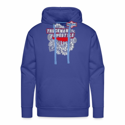 TruckMan LifeStyle - Men's Premium Hoodie