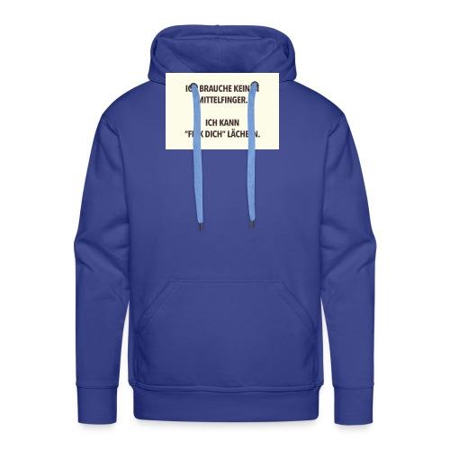 Z - Männer Premium Hoodie
