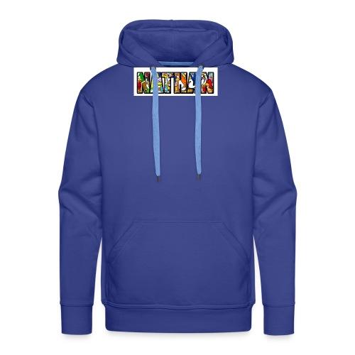 ClubPenguinFillNathan - Mannen Premium hoodie