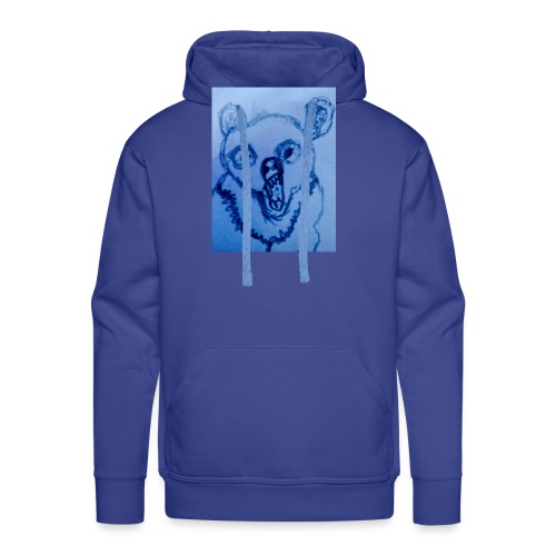 W.A.R.T CLOTHING - Miesten premium-huppari
