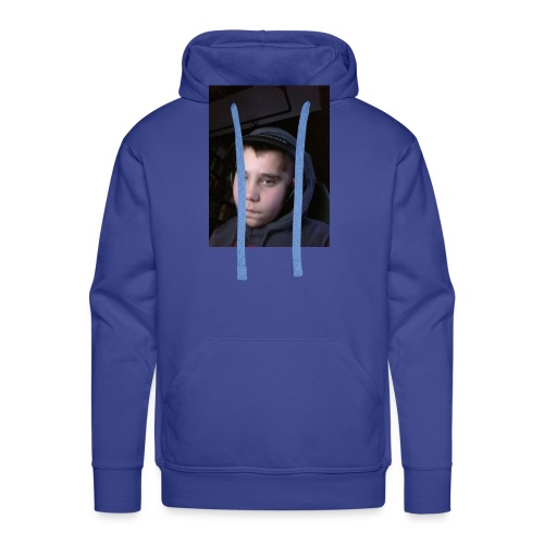 djyoutuber thisert - Mannen Premium hoodie