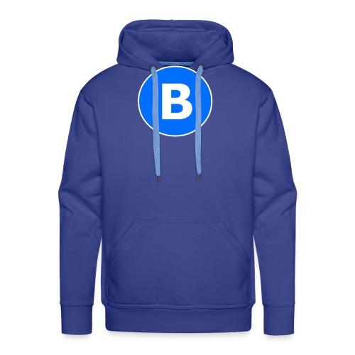 BluePrison - Herre Premium hættetrøje