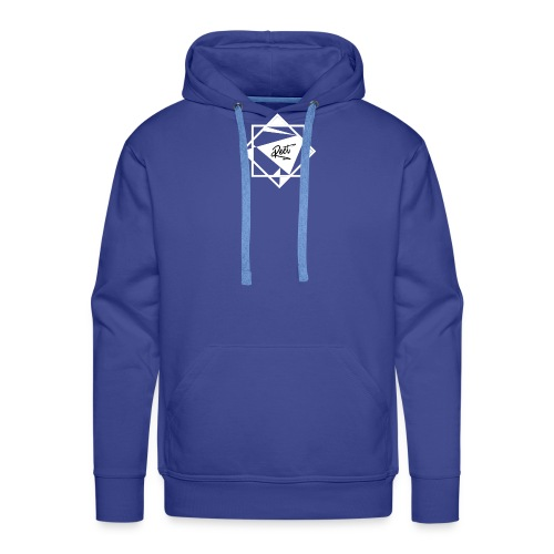 (MEN) (Slimfit) DESIGN BY GET RECT 21 - Men's Premium Hoodie