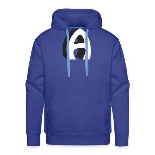 Alfa Kv | Basebal T-Shirt (lange mouwen) - Mannen Premium hoodie