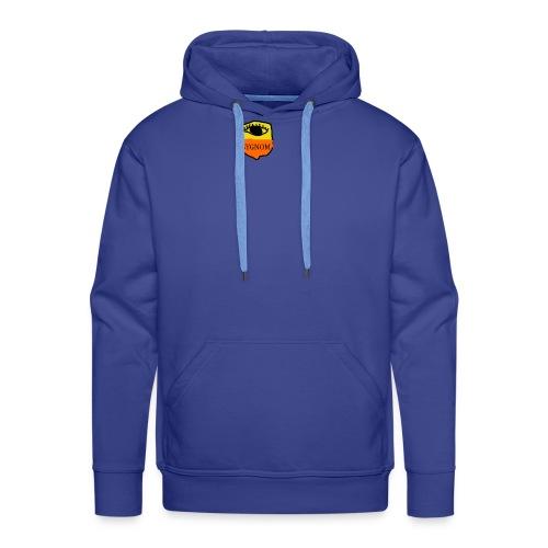 Bez nazwy - Bluza męska Premium z kapturem