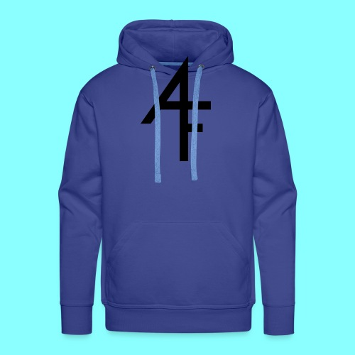 Abstract Filth logo - Premium hettegenser for menn