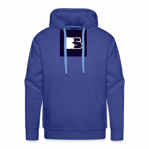 BS - Mannen Premium hoodie