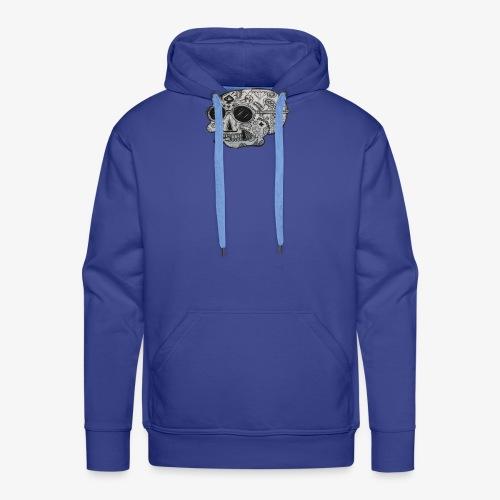 SKULLY - Männer Premium Hoodie