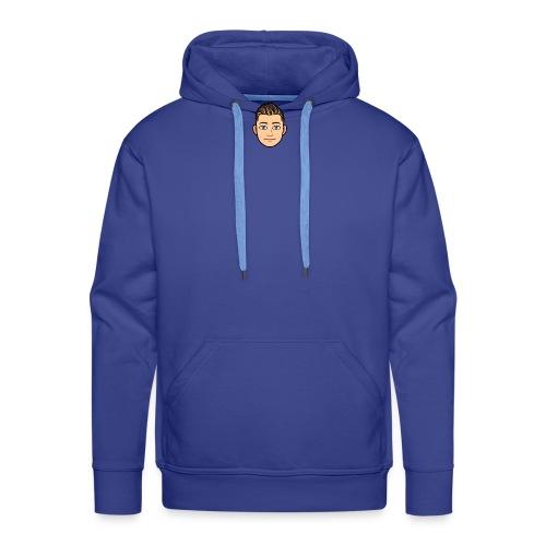 Dex 1 - Bluza męska Premium z kapturem