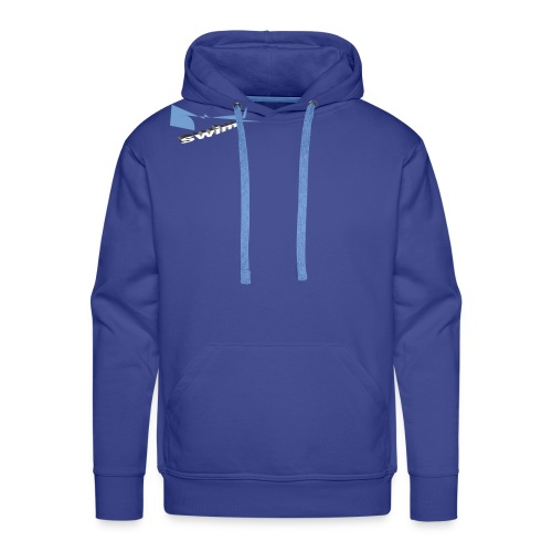 swim - Männer Premium Hoodie