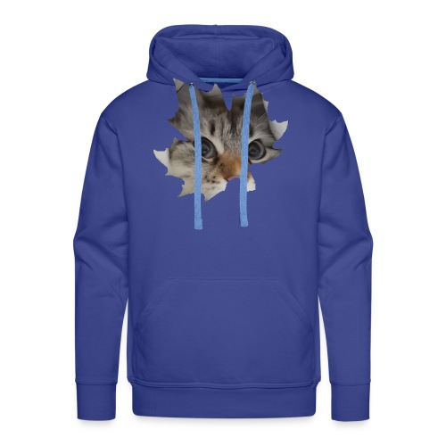 Cat's eyes - Men's Premium Hoodie