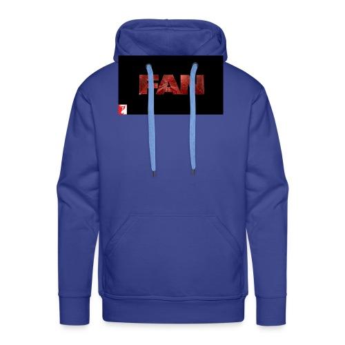 Fan Spullen - Mannen Premium hoodie