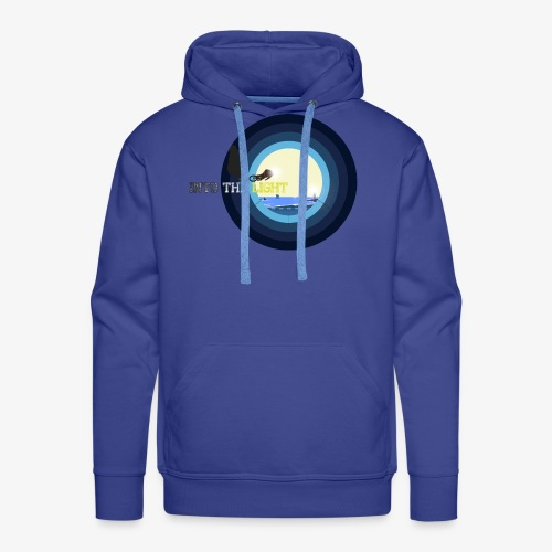 see the light - Männer Premium Hoodie
