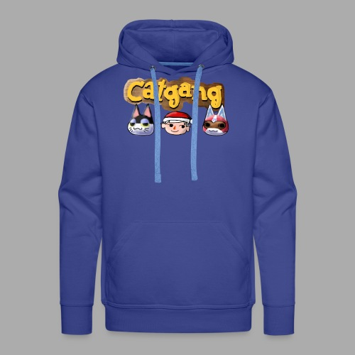 Animal Crossing CatGang - Männer Premium Hoodie
