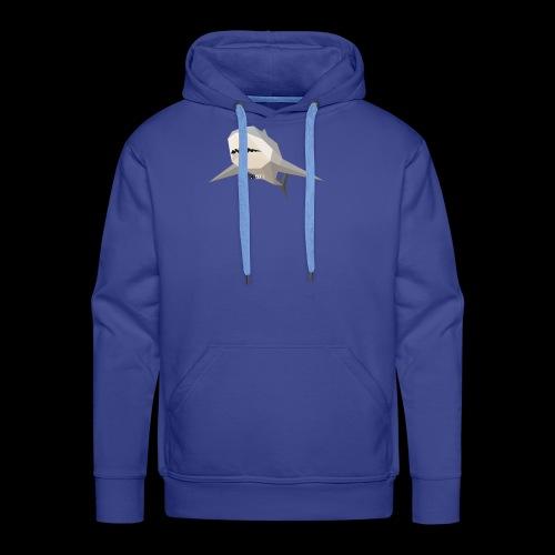 SHARK COLLECTION - Felpa con cappuccio premium da uomo
