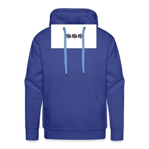 DOLLA DOLLA - Männer Premium Hoodie