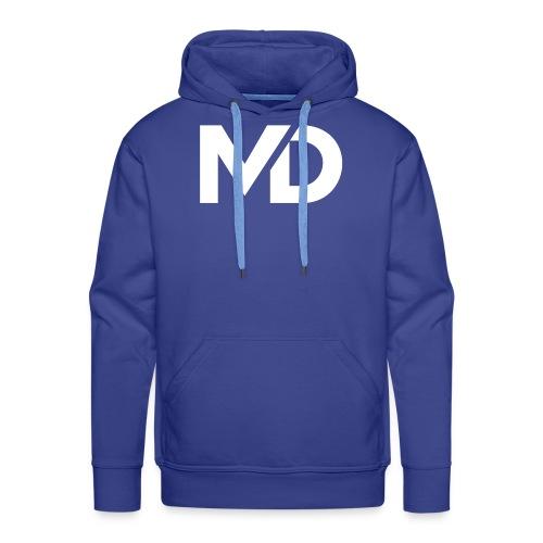 MD Clothing Official© - Sweat-shirt à capuche Premium pour hommes