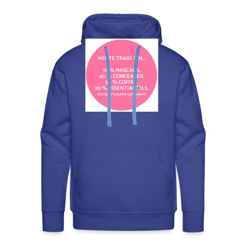 Young Living Tshirt - Männer Premium Hoodie