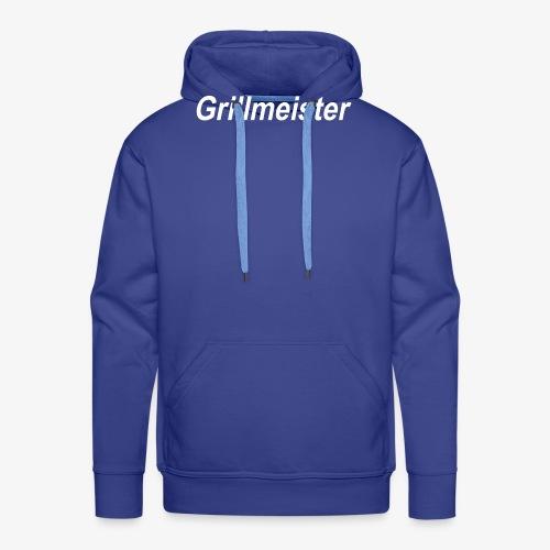 Grillmeister - Männer Premium Hoodie