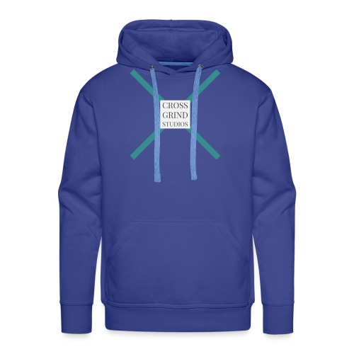 scot cross - Men's Premium Hoodie