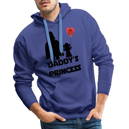 daddys princess - Sudadera con capucha premium para hombre