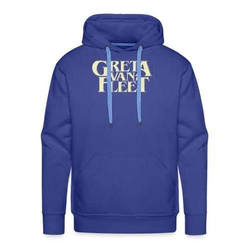 greta van fleet band tour - Sweat-shirt à capuche Premium pour hommes