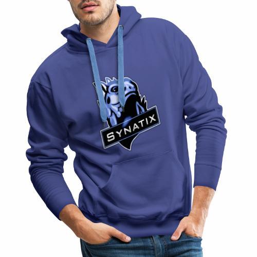 Team Synatix - Männer Premium Hoodie