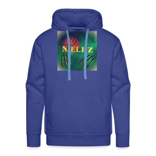 LogoNiel - Sudadera con capucha premium para hombre