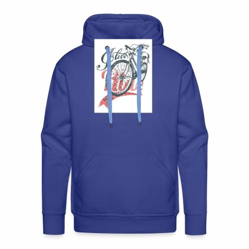 Love Ride - Sudadera con capucha premium para hombre