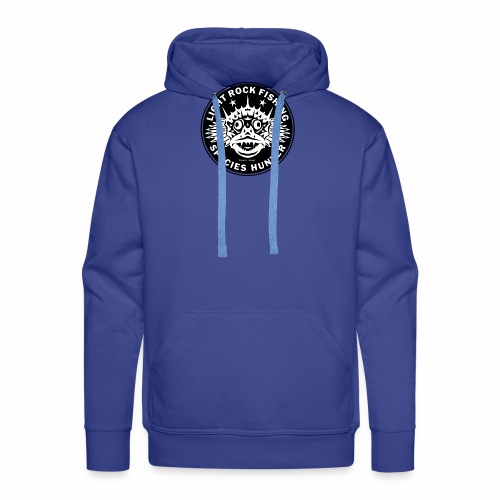 LRF Species hunter Logo 01 - Mannen Premium hoodie