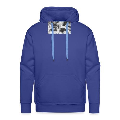 Zzz - Mannen Premium hoodie