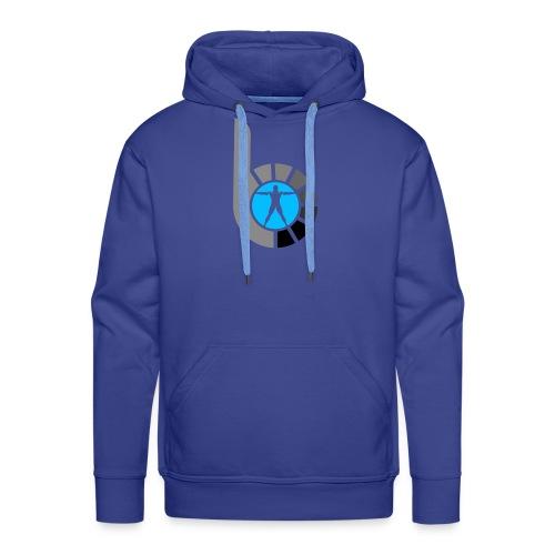 Bewegungslabor Logo - Männer Premium Hoodie
