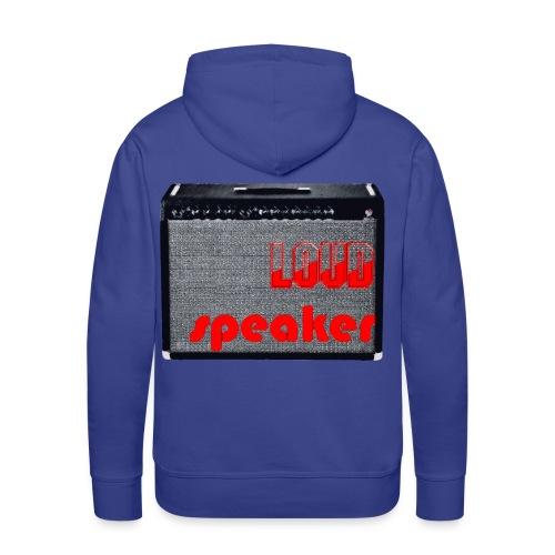 LOUDSPEAKER - Men's Premium Hoodie