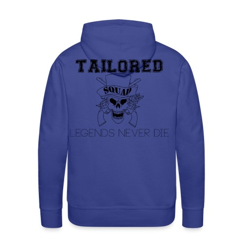 tailored legends - Premiumluvtröja herr