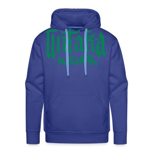 untaka wear 2014 - Sweat-shirt à capuche Premium pour hommes
