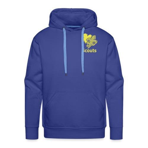 scoutskleiner - Mannen Premium hoodie