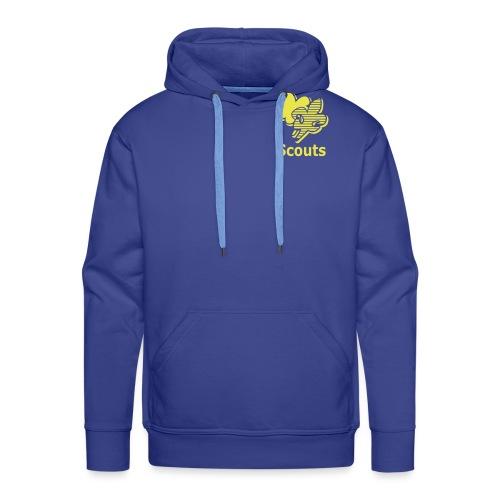 Scouts - Mannen Premium hoodie