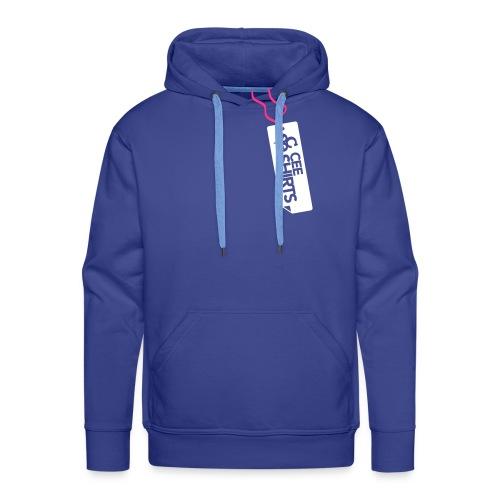 Logo Tag - Männer Premium Hoodie