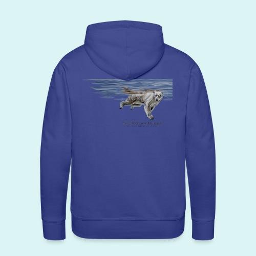 Polar-Blues-SpSh - Men's Premium Hoodie
