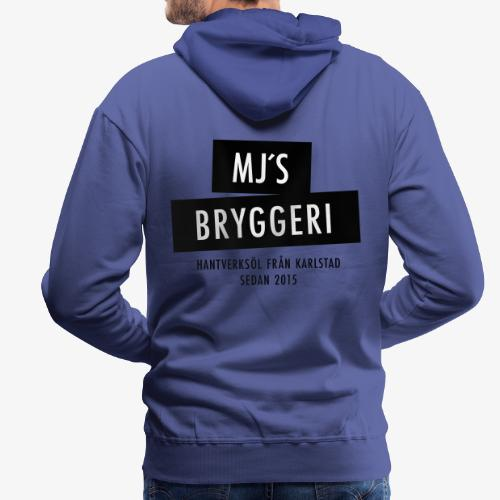 MJs logga - Premiumluvtröja herr
